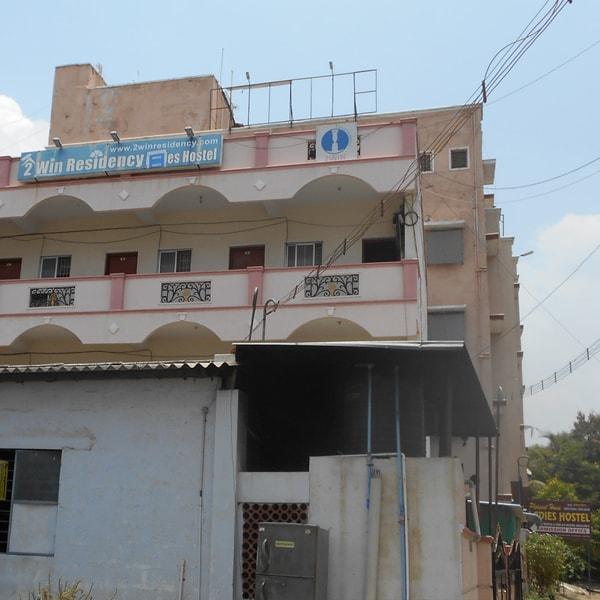 Pink Men's Hostel